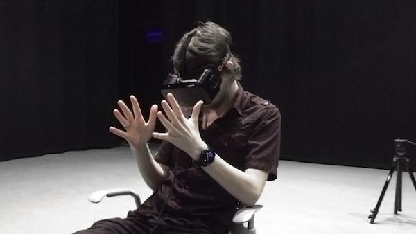 Digital Immersion Body VR