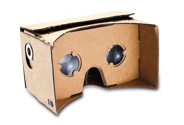 Digital Immersion Cardboard