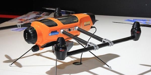 Digital Immersion Drone