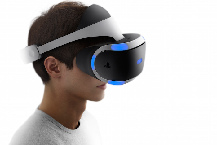 Digital Immersion Playstation Vr