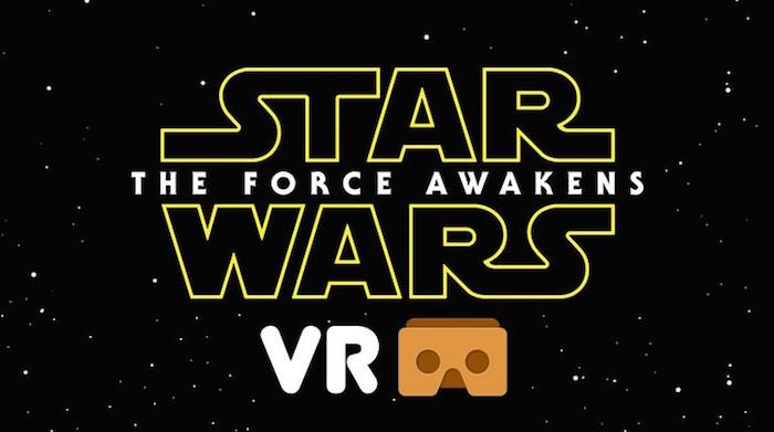 Star Wars Cardboard Digital Immersion