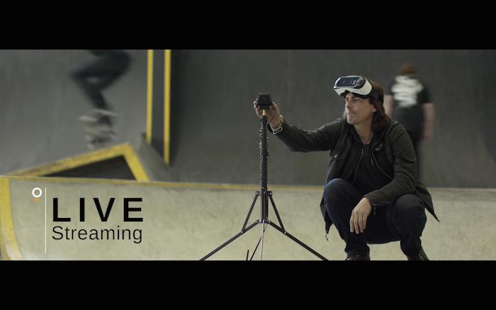 orah-4i-videostitch live streaming