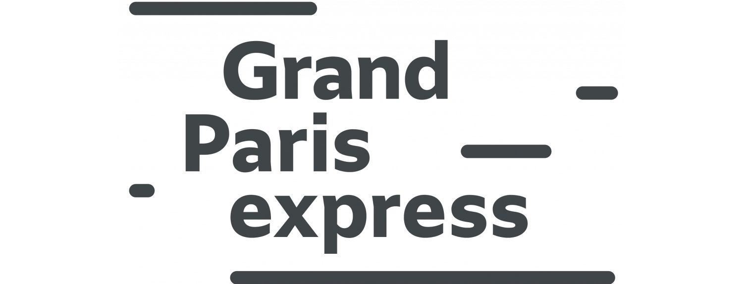 Logo Grand Paris Express