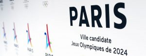 affiche Paris 2024