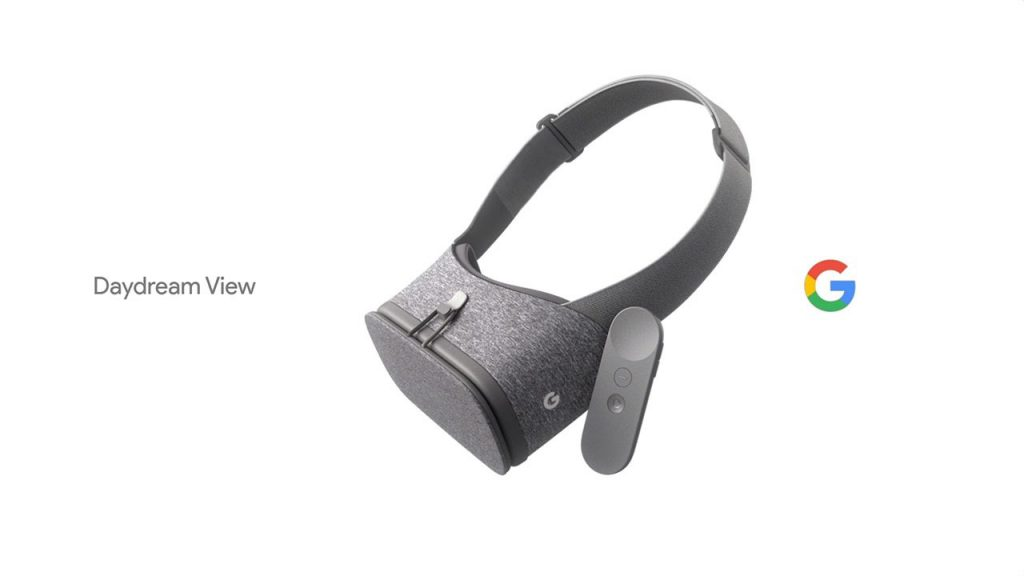 casque vr Daydream view