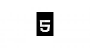 logo html 5 video VR