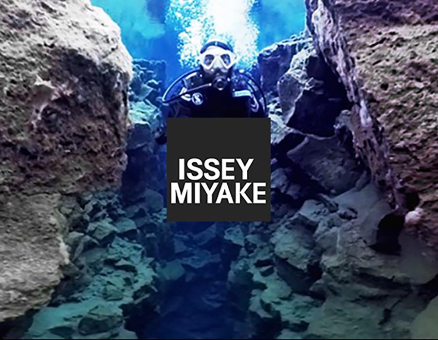 banniere du projet issey miyake